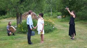 Indiaans trouwritueel (2)